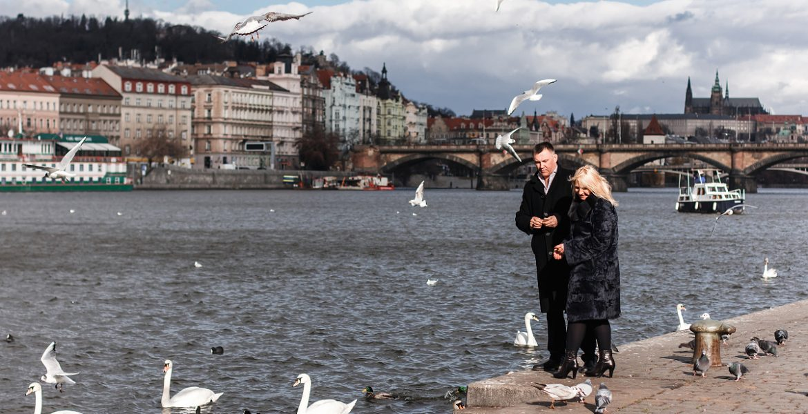 Photowalk: #5 Embankment of the Vltava