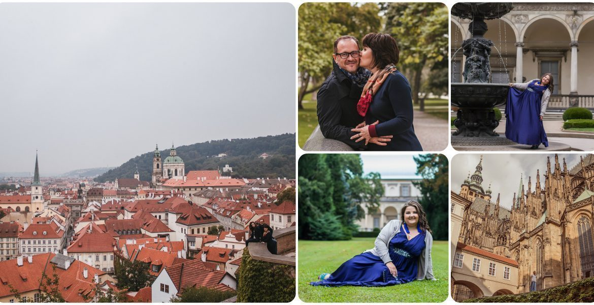 Photowalk: #10 Summer Palace of Queen Anne + Prague Castle