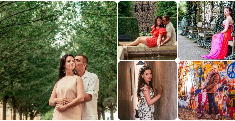 Valdstejn garden + Charles bridge + Vojanov gardens + Kamp island