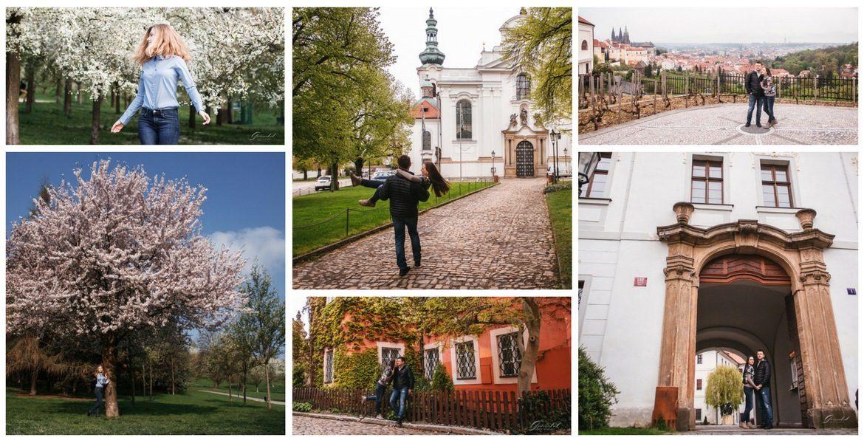 Photowalk: #34 Petrin Hill + Strahov Monastery