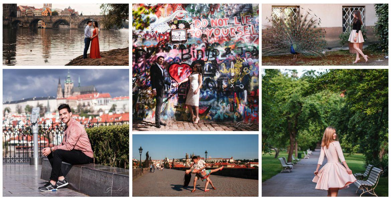 Charles Bridge + Vojan Gardens + Kampa Island