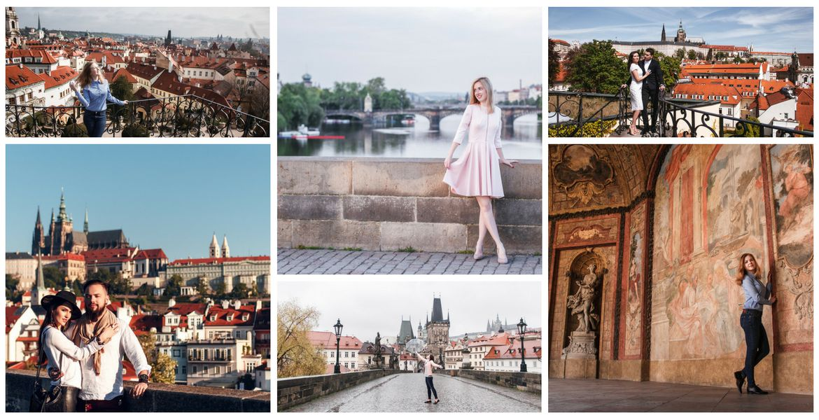 Photowalk: #5 Charles Bridge + Vrba Garden