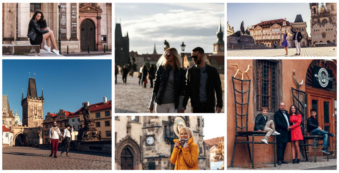 Photowalk: #17 Charles Bridge + Old Town Square