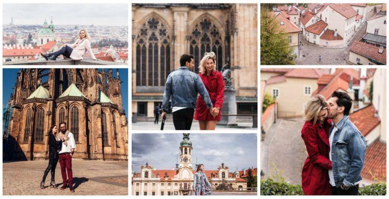 Photowalk: #1 Prague Castle + New World Street