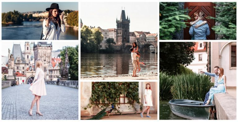 Photowalk: #22 Charles Bridge + Wallenstein Garden
