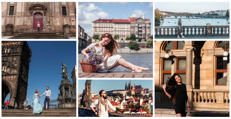 Photowalk: #8 Charles Bridge + Vltava Embankment