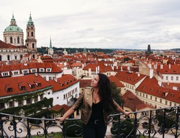 Individual photowalk in Prague