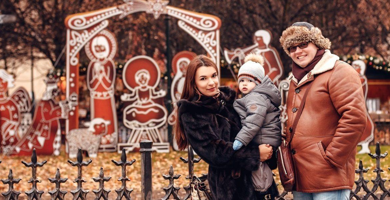 Christmas markets in Prague