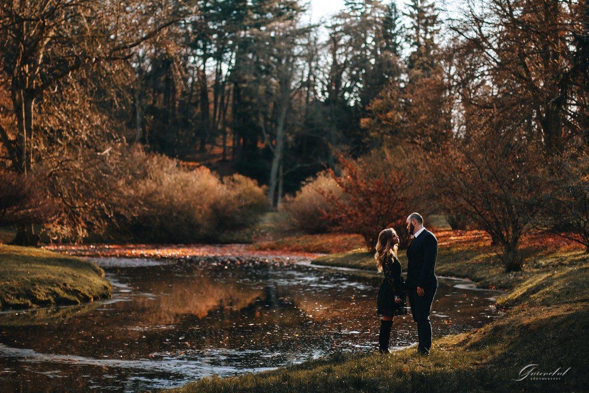 Пругоницкий Парк, озеро