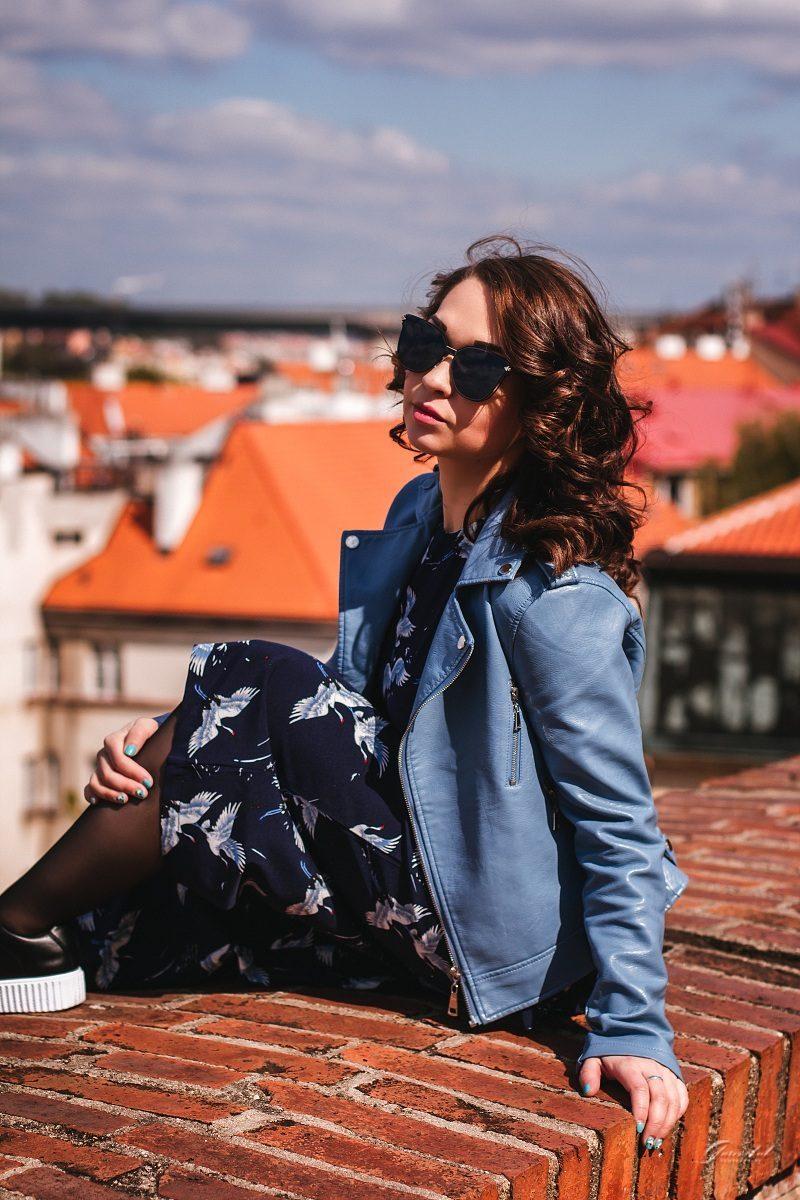 Женская фотосъёмка на Вышеграде