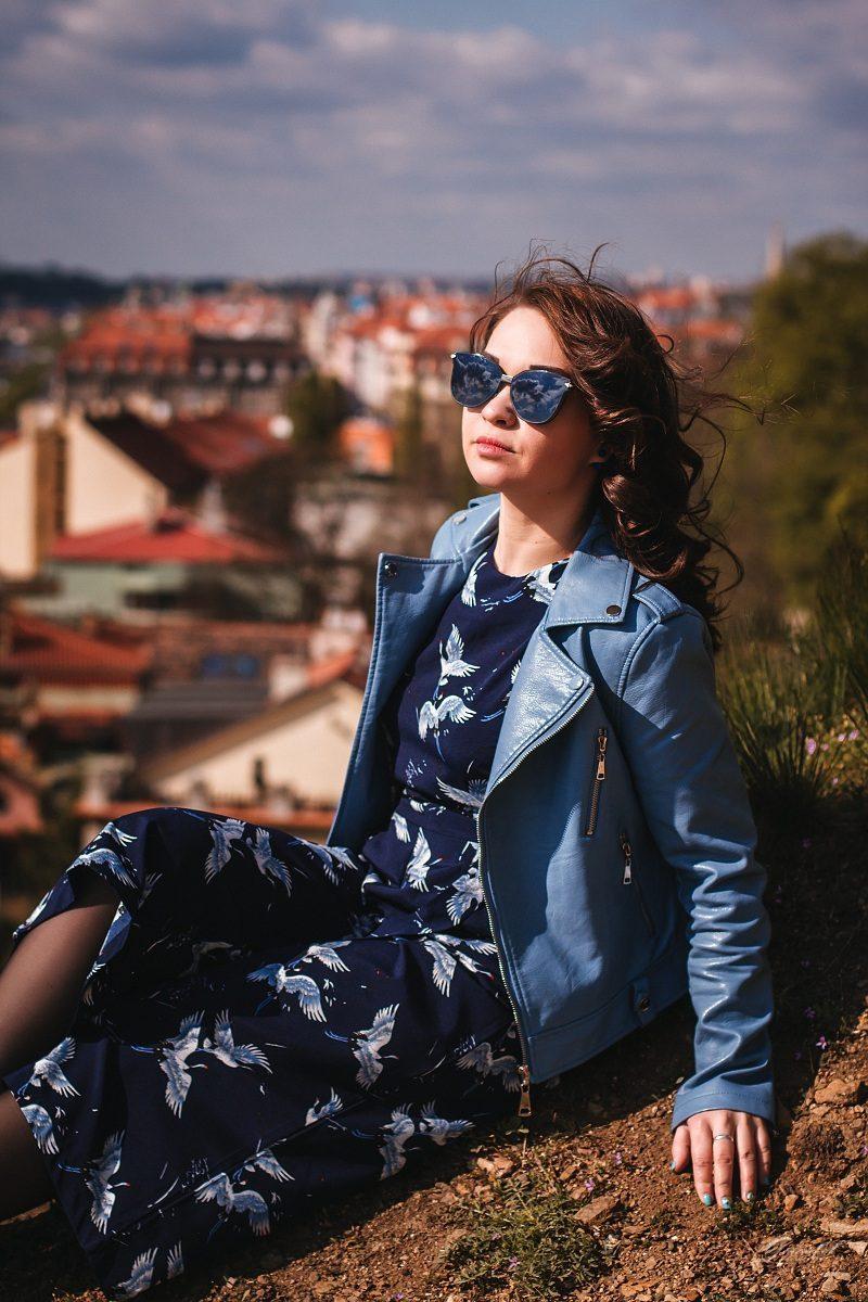 Женская фотопрогулка в Праге