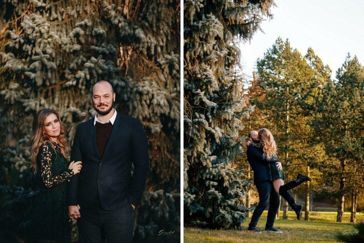 Фотопрогулки влюбленных в Праге