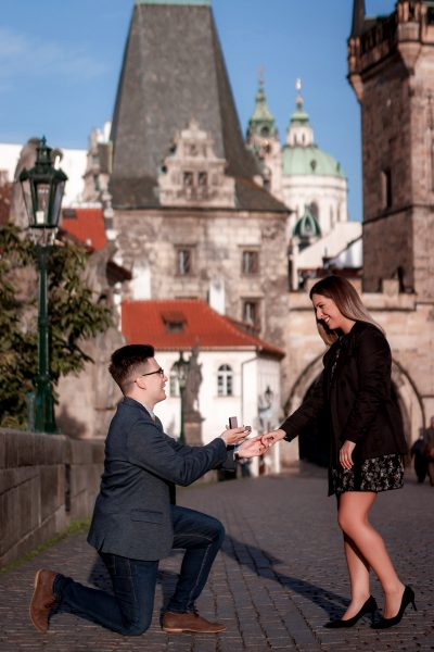 Marriage Proposal photoshoot