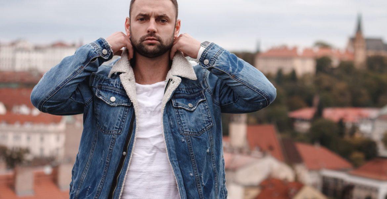 Men's photo shoot in Prague on the Vysehrad